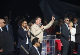Bolsonaro marca presença em evento de igreja evangélica que deve R$ 144,3 milhões à União