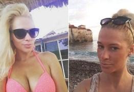 Modelo sérvia apelidada de Cocaína é presa com maconha e heroína