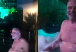 BANHEIRA NUMA COBERTURA: Fotos em festa podem ter motivado demissão de presidente da Cedae
