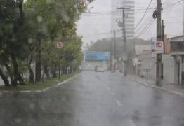 ALERTA DE CHUVA FORTE:temporais devem atingir o Nordeste nos próximos dias