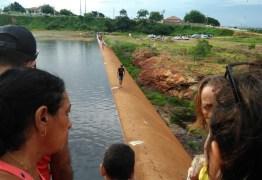 APÓS 9 ANOS: Chuvas em Sousa reabastecem açude de São Gonçalo que pode sangrar nas próximas horas