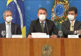 Pesquisa mostra reprovação do brasileiro ao plano de Bolsonaro contra COVID-19