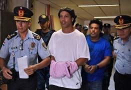 Banco Nacional do Paraguai confirma que Ronaldinho fez depósitos para fazer passaportes falsos