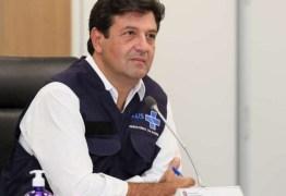 Em embate com Bolsonaro, Mandetta dispara em popularidade digital e supera Lula e Luciano Huck