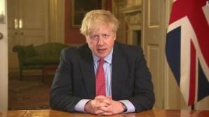 """200323174315 boris johnson coronavirus address to nation 03232020 exlarge 169 300x168 - Reino Unido: Premiê britânico cria """"regra dos seis"""" para conter disseminação da Covid-19"""