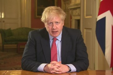 200323174315 boris johnson coronavirus address to nation 03232020 exlarge 169 - Boris Johnson deixa UTI, mas segue internado em Londres