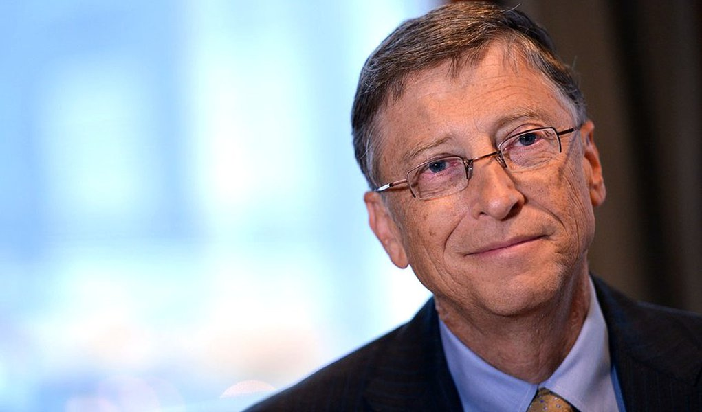 """20180418190456 1a49682309f9b2bf0f2db97344d8b991594ce71f67aa3d7e709b0c643f25df18 - É impossível retomar a economia e """"ignorar a pilha de corpos"""", afirma Bill Gates"""