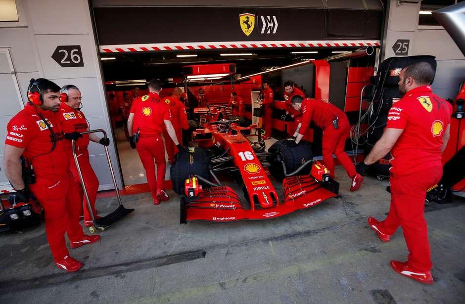 2020 03 05T150852Z 1 LYNXMPEG2418Q RTROPTP 4 MOTOR F1 TESTING - Federação de automobilismo defende acordo com a Ferrari e diz não poder provar irregularidade