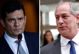 Sérgio Moro usa redes sociais para responder críticas de Ciro Gomes sobre greve da PM no Ceará