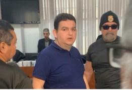 GRITOS ECOARAM NO PRESÍDIO: Fabiano Gomes passou mal na primeira noite dentro da carceragem do Róger