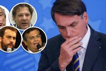 PANDEMIA NO BRASIL: Ciro Gomes, Haddad, Boulos e Flávio Dino pedem renúncia de Bolsonaro em manifesto – LEIA O DOCUMENTO