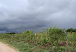Inmet emite alerta de chuvas intensas para 26 municípios da Paraíba; confira