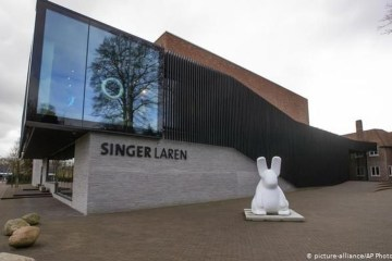 52956768 303 - Pintura de Van Gogh é roubada de museu na Holanda