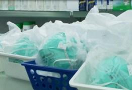 CORONAVÍRUS: Criminosos furtam cinco mil máscaras de hospital público