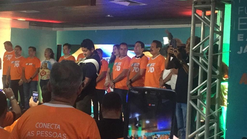 641b6459 84c0 4211 ba53 74c21f4b75c7 1024x575 - POSITIVO PARA A COVID-19: Políticos paraibanos entram em quarentena após participarem de evento com presidente do Avante