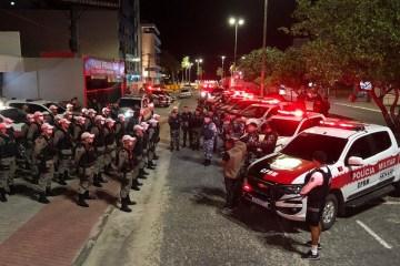 OPERAÇÃO PREVINA-SE: atendendo uma determinação do governador, comboio da Polícia Militar inicia operação pelos bairros de João Pessoa – VEJA VÍDEO