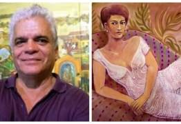Artista plástico doa quadro avaliado em R$ 22 mil para contribuir com 'vaquinha' de Márcia Lucena