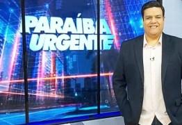 """Com entrevistas semanais, """"Paraíba Urgente"""" retorna neste sábado (23) à programação da TV Manaíra/Band"""