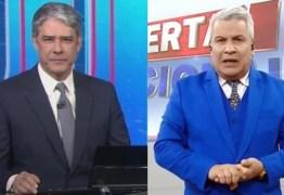 Guerra contra a Globo: Sikêra ataca emissora e William Bonner vira motivo de ofensa: 'otário' – VEJA VÍDEO