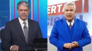 Capturar 50 300x168 - Guerra contra a Globo: Sikêra ataca emissora e William Bonner vira motivo de ofensa: 'otário' - VEJA VÍDEO