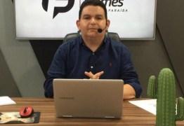 'Conversando com o Nordeste', com Fabiano Gomes, será transmitido para todo o Brasil pela RBTV