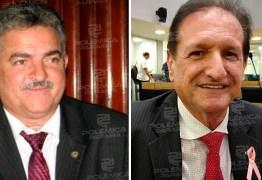 Hervázio Bezerra e João Gonçalves deixam Governo do Estado e retornam à Assembleia Legislativa