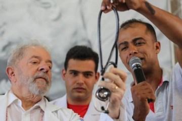 """Lula 1 - """"Lula tem de estar à mesa"""", afirma o presidente do """"Vox Populi"""""""