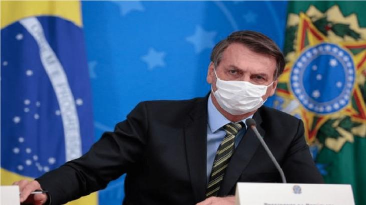 'O maior remédio pra qualquer doença é o trabalho', afirma Bolsonaro defendendo que povo volte ao trabalho