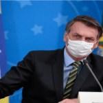 Presidente Bolsonaro O Maior remédio para qualquer doença é o trabalho 1024x576 731x411 1 - 'O maior remédio pra qualquer doença é o trabalho', afirma Bolsonaro defendendo que povo volte ao trabalho