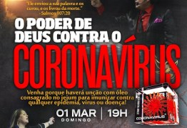 Após polêmica, pastor pede perdão por culto de imunização do coronavírus