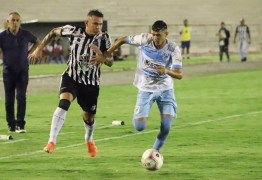 CAMPEONATO PARAIBANO: CSP vence Treze na sexta rodada no Almeidão