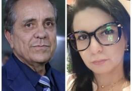 Napoleão de Castro e Fernanda Martinelli deixam TV Arapuan e devem assumir novo projeto