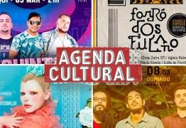 AGENDA CULTURAL: confira nossas dicas para curtir o fim de semana em João Pessoa