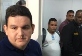 Por solicitação do MPPB e da PF, Ricardo Vital prorroga prisão temporária de Fabiano Gomes por mais cinco dias