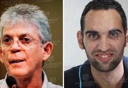 'CUSPIDOR DE MICROFONE': Pergunta de jornalista sobre Bruno Ernesto desconcerta Ricardo Coutinho ao vivo – OUÇA