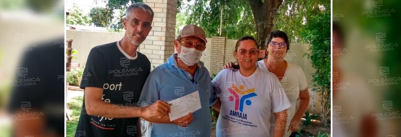 WhatsApp Image 2020 03 20 at 15.39.00 1 - EXCLUSIVO: senador Maranhão descreve 'forte gripe', usa máscara ao receber visitas e reforça cuidados com saúde