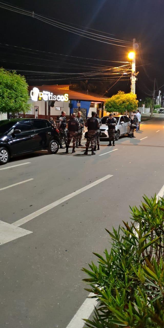 WhatsApp Image 2020 03 20 at 21.33.36 1 - CORONAVÍRUS: consumidores lotam supermercado atacadista da capital e polícia começa trabalho ostensivo nas ruas - VEJA VÍDEO