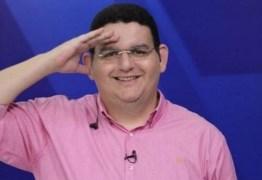 LIBERDADE: Após dez dias em prisão temporária radialista Fabiano Gomes é liberado do presídio do Roger
