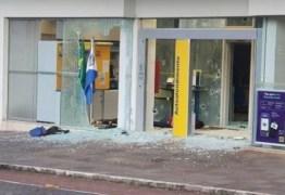 Sete suspeitos são mortos durante tentativa de assalto a banco