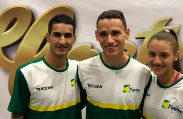 atletas - Brasil classifica três atletas para a Olimpíada de Tóquio no taekwondo