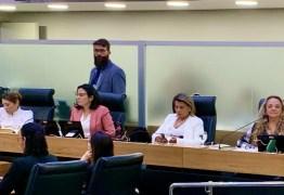 Drª Paula reivindica igualdade de direitos para as mulheres e políticas públicas para combater a violência de gênero