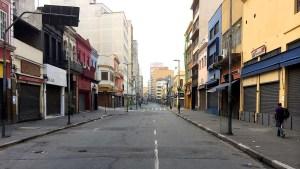 cidade vazia 300x169 - SEM EMBASAMENTO: Governo Bolsonaro admite a estados não ter estudo sobre isolamento parcial