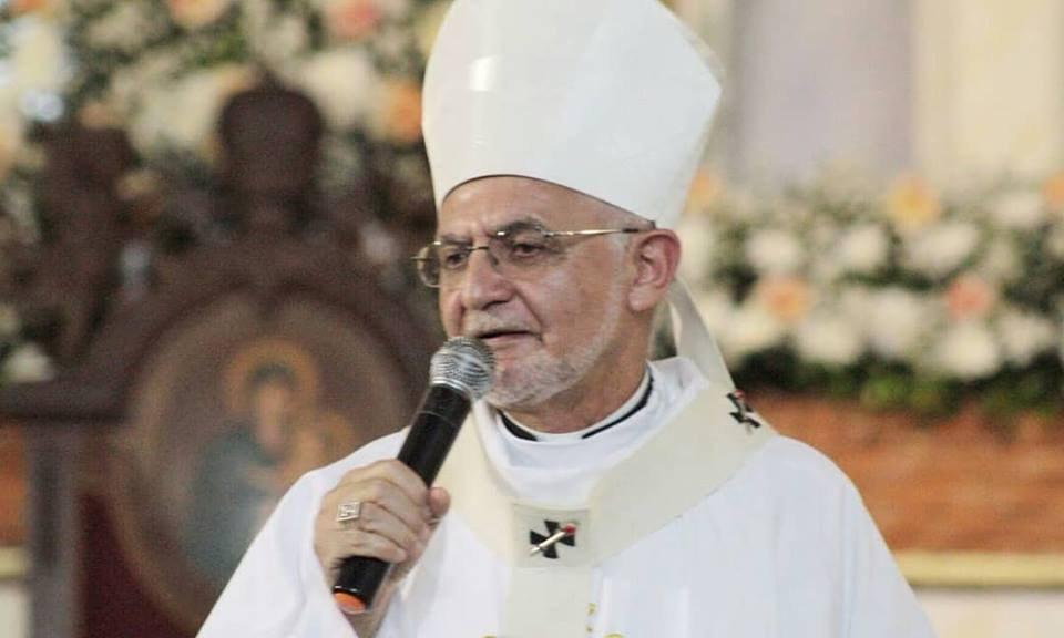 dom delson arcebispo paraíba - COVID-19 NA PB: Após decreto, igrejas católicas mantêm missas suspensas e recomendam isolamento social