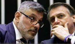 Frota afirma que Bolsonaro está infectado pelo novo coronavírus