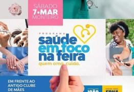 Deputados Edna e João Henrique promovem o primeiro saúde em foco na feira, neste sábado