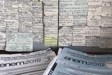 estudo para o enem - Inep divulga regras do Enem 2020 e datas de inscrição; edição terá provas impressas e digitais