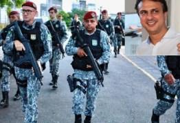 """Fim da greve no Ceará: """"Camilo cresce; Bolsonaro encolhe; Moro honra a covardia"""" – Por Reinaldo Azevedo"""