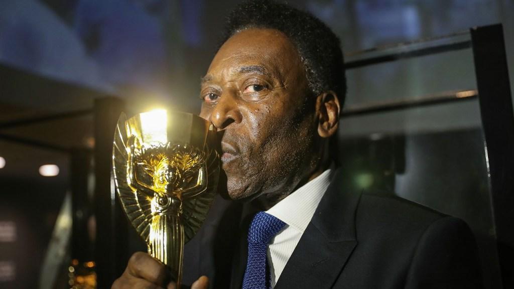 img 1 1024x576 - Pelé abre o jogo sobre uso de andador e brinca: 'Só não dá para dar bicicleta'