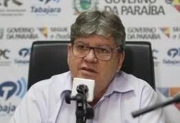 DECRETO:João Azevedo autoriza Estado a requisitar leitos e equipamentos de hospitais privados