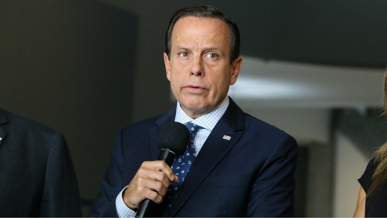 joao doria 1 - Dória registra Boletim de Ocorrência após sofrer série de ameaças